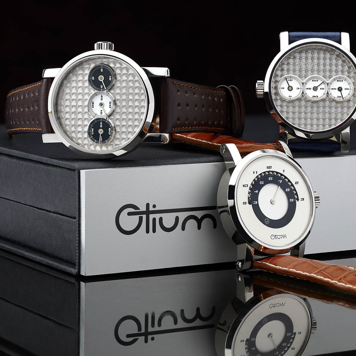 Otium Timed Watch Sale