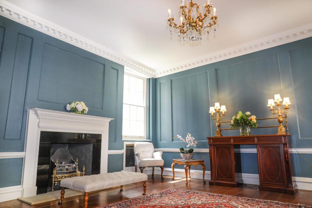 Fellows London fireplace