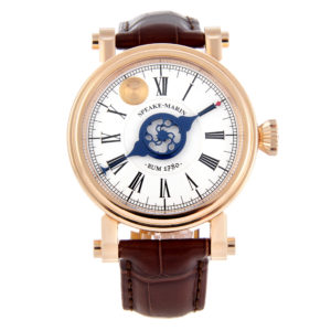 gold speake-marin watch