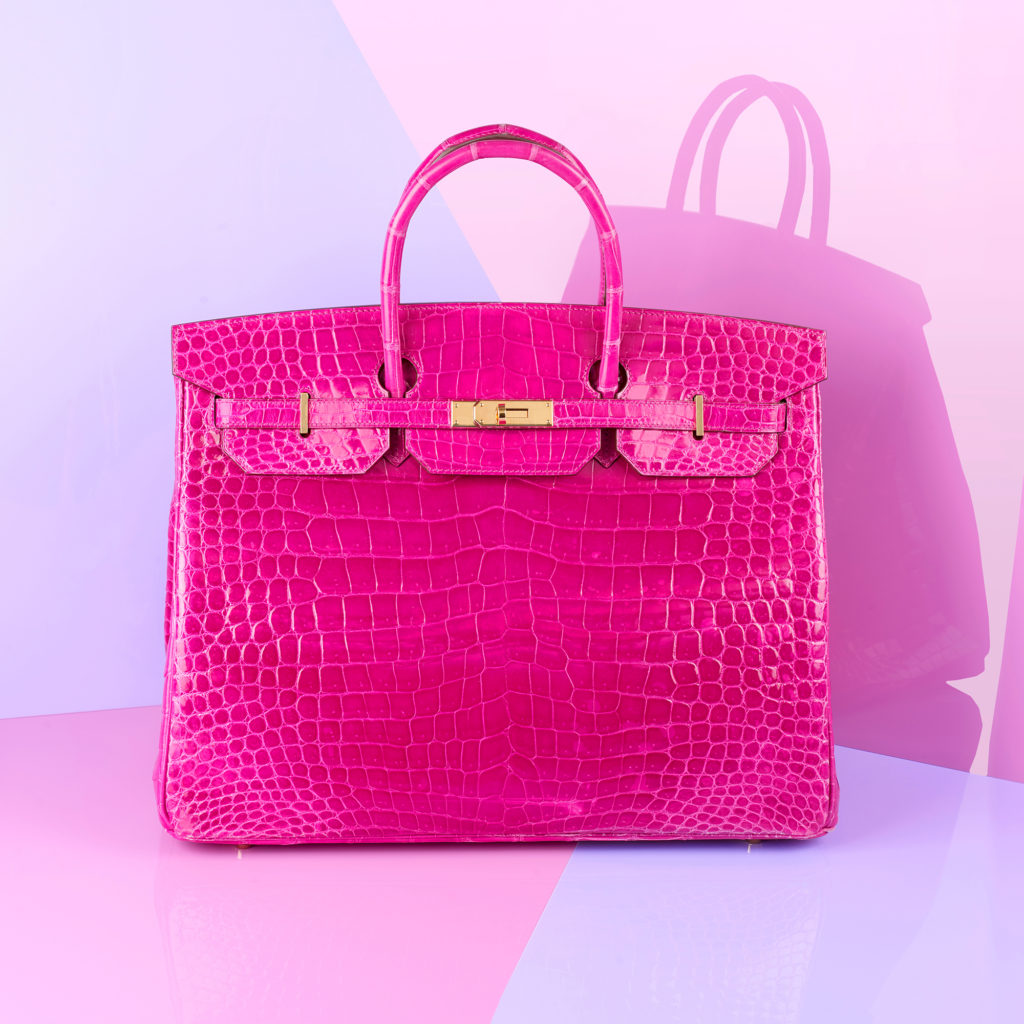 pink birkin