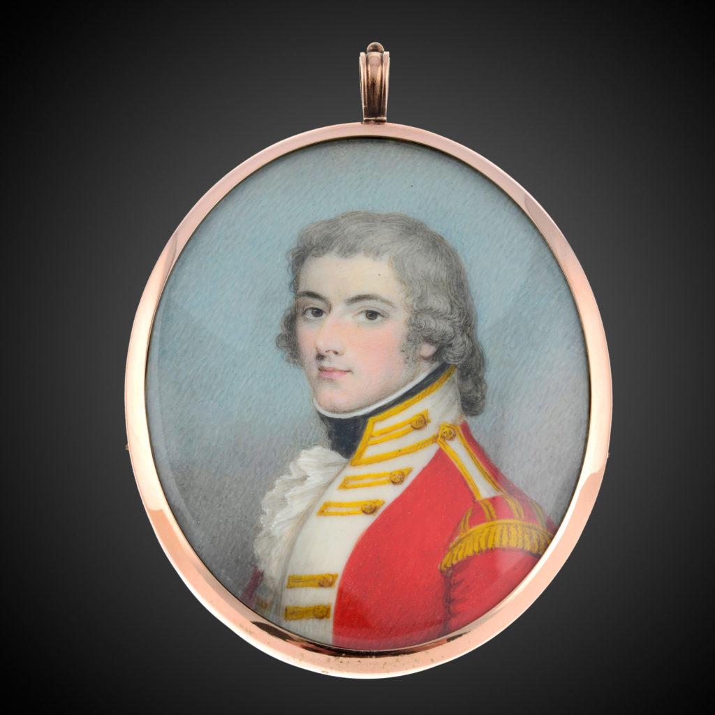 miniature regiment