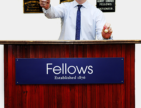 Fellows Head Office & Saleroom