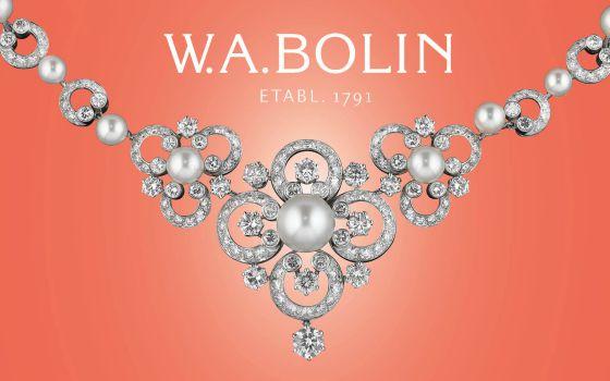 W.A. Bolin Fine Jewellery Spring 2017